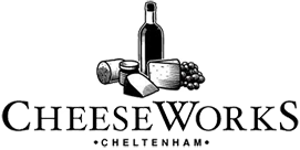 Cheese Works Cheltenham Logo